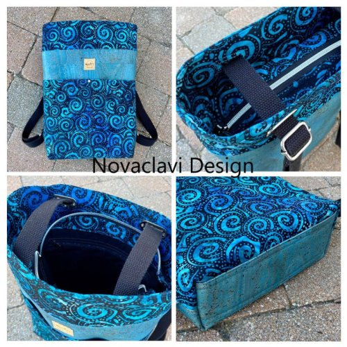 Cornish Backpack Made by Novaclavi Design
