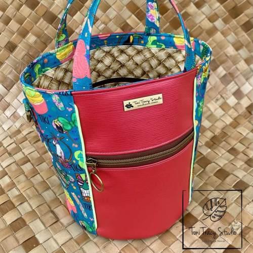 Kelzjon bag made by Toni Tracy Studio