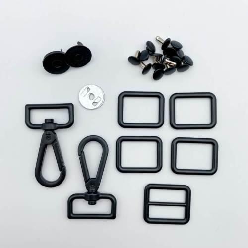 Black Lowarn Hardware Kit 7