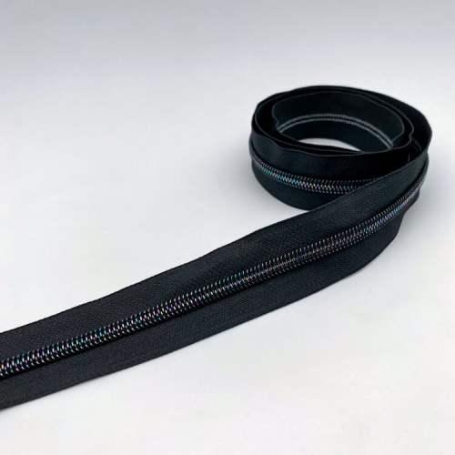 Black Galaxy Zip Tape