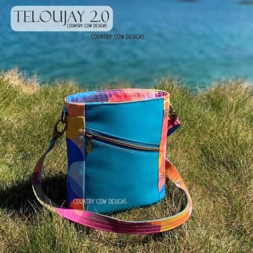 Teloujay 2.0 made by Country Cow Designs