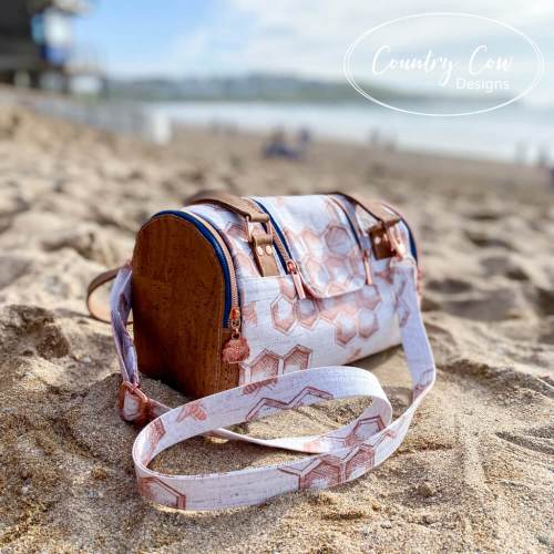 Lowarn Bag by Country Cow Designs