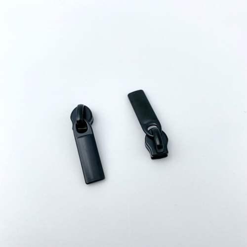 Black No.3 Zip Pulls