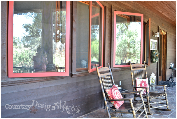 open windows http://countrydesignstyle.com #hometour #blogtour #summer