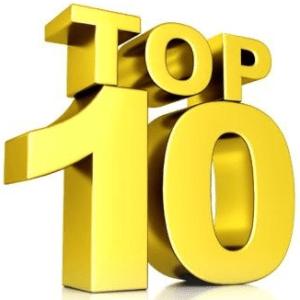 This Weeks Top 10 Best Sellers