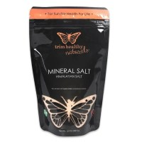 High Mineral Salt 12oz Bag