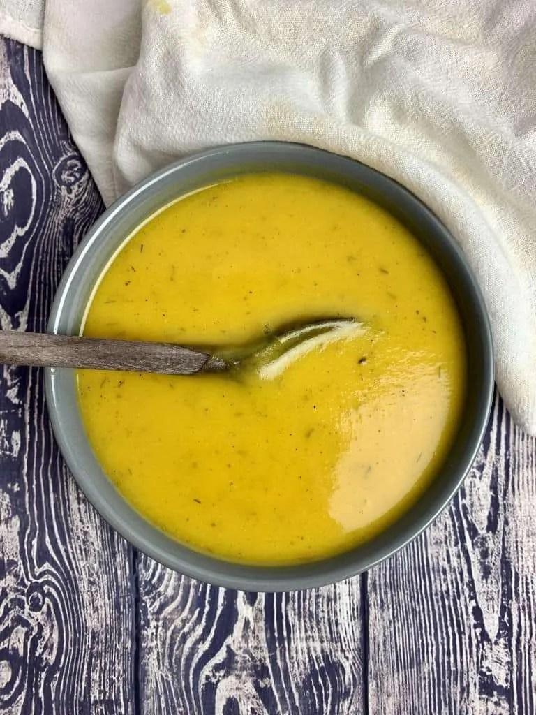Savory Pumpkin Sauce (Low Carb, THM-FP)
