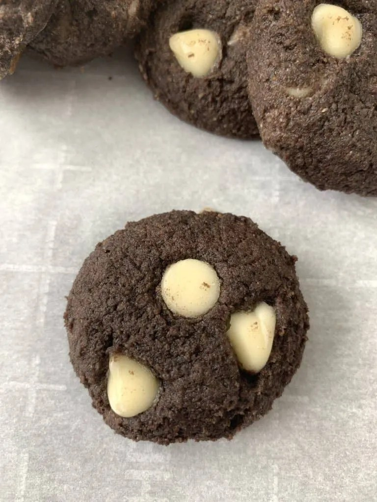 Tuxedo Cookies (Low Carb, Sugar Free, THM-S)