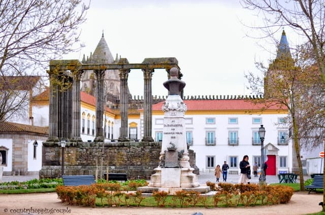 Historic Centre Evora Unesco