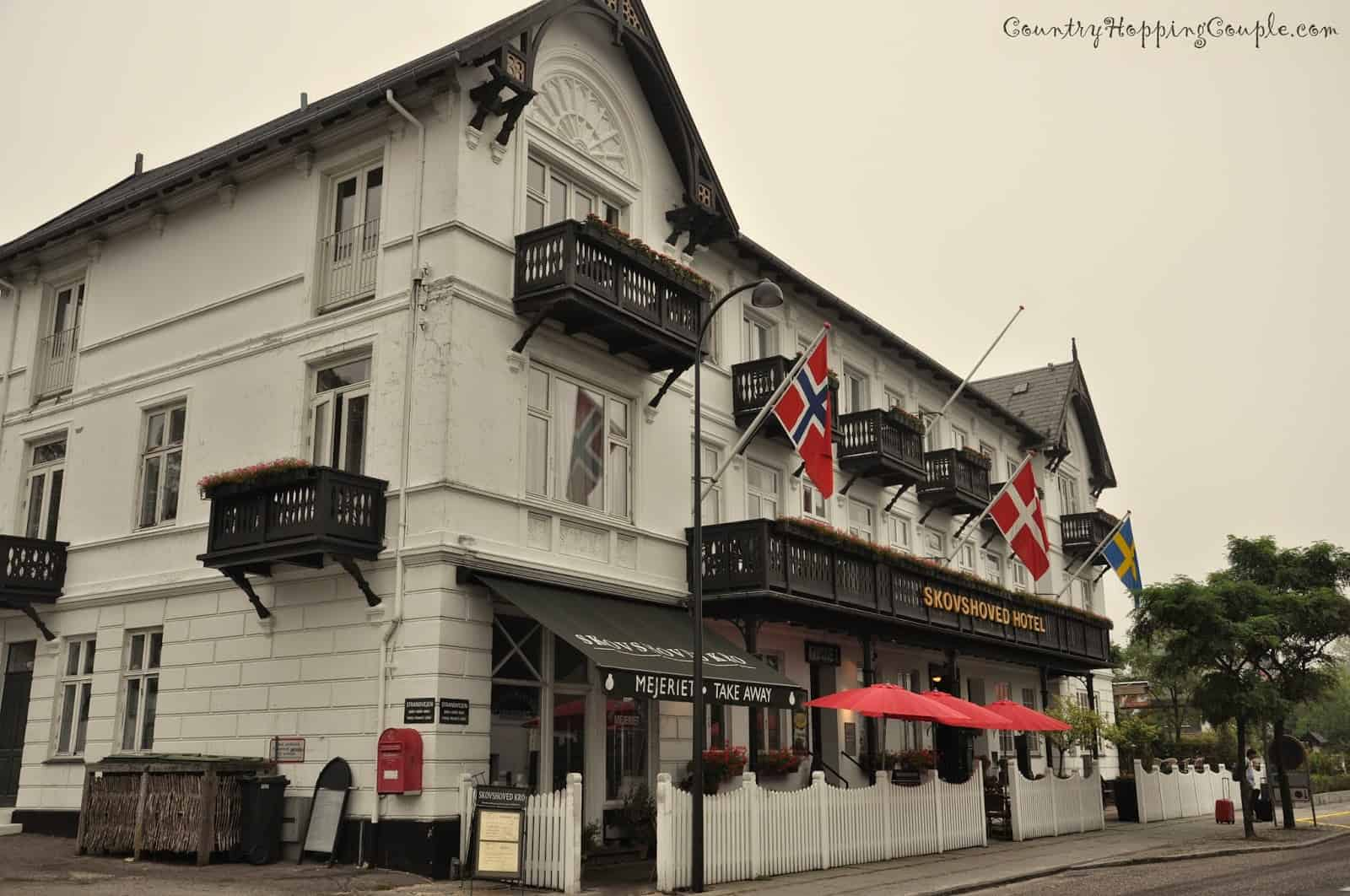 Skovshoved Hotel – Chic, Stylish yet Historic!