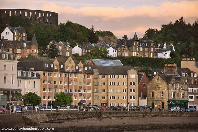 Photo Essay: Oban town, Gateway to the Isles