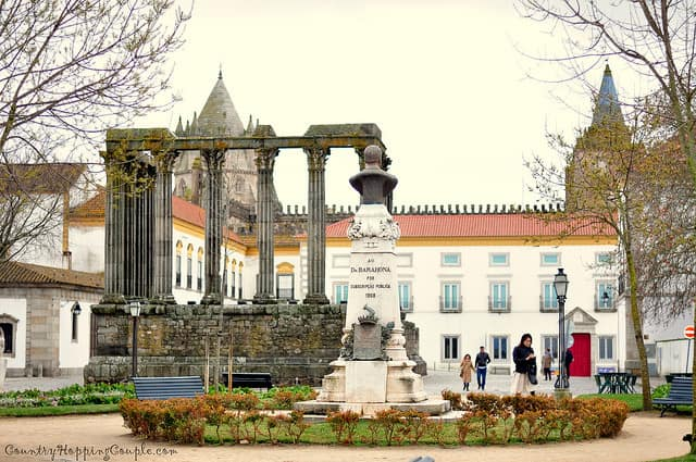 Monument Monday: Roman Temple of Evora
