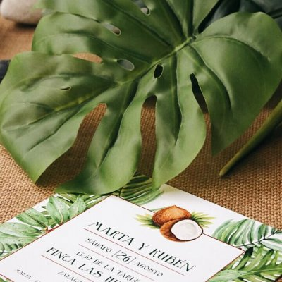 invitaciones-boda-tropical