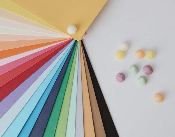 Sobres de colores económicos