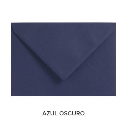 sobres de colores económicos azul oscuro