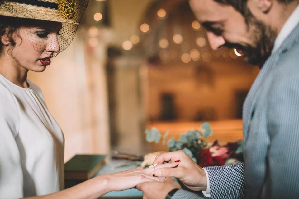 Inspiración decoración boda con estilo