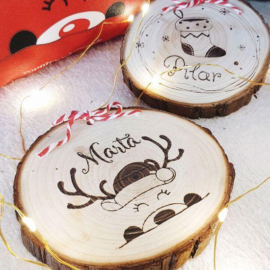 rodajas-de-madera-personalizadas-grabada-navidad-reno