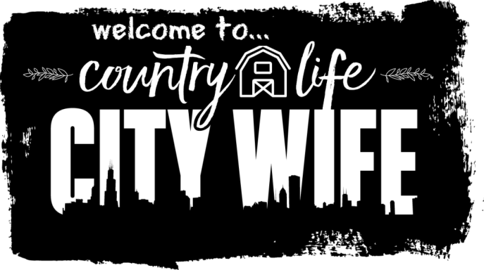 Welcome Country Life City Wife