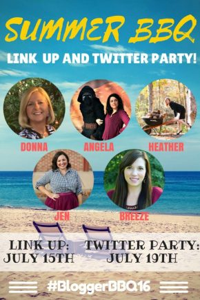 Summer BBQ Twitter Party