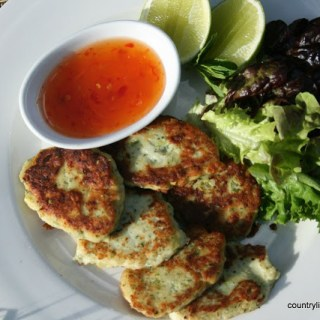 {Recipe} Thai Fish Cakes