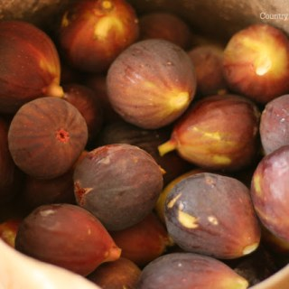 Channelling My Farmers Wife With {Recipe} Dried Figs