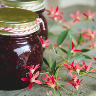 Sour Cherry Preserve
