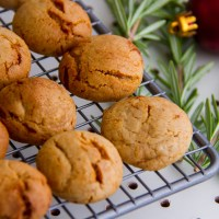Honey Spice Biscuits