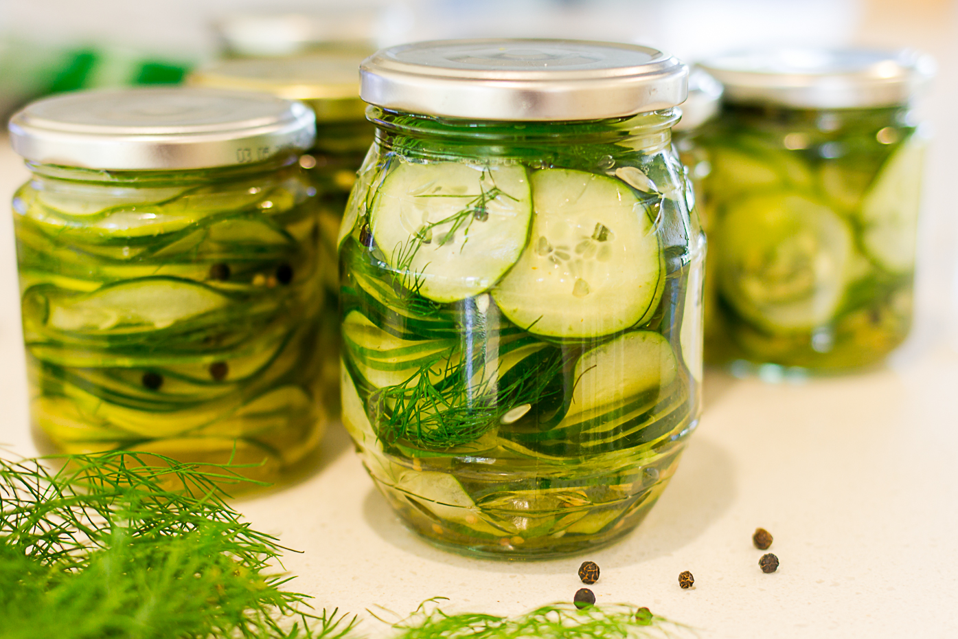 Salted crispy cucumbers in jars - simple and super delicious recipes for the winter 72