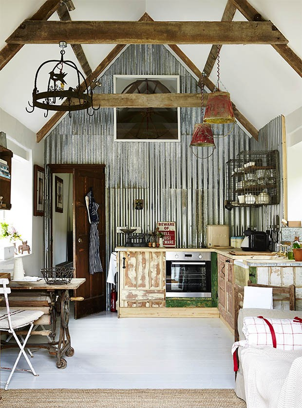 Country Living Modern Rustic Issue Four On Sale Now