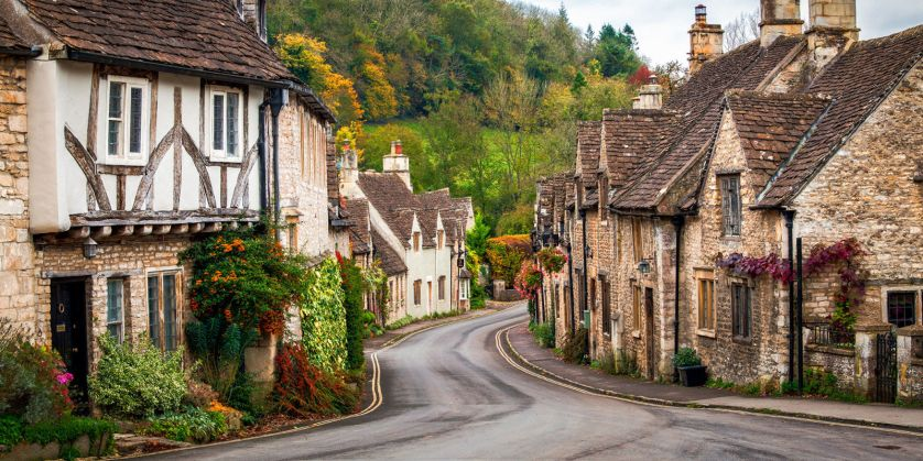 landscape 1468422814 countryside village - THE MOST BEAUTIFUL ENGLISH COTTAGES PICTURES STUNNING ENGLISH COUNTRY COTTAGES AND HOMES IMAGES