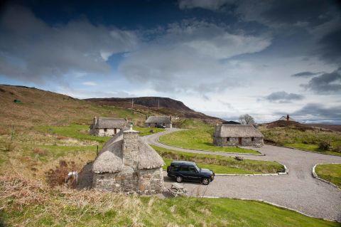 Maria Cottages - Elgol - Isola di Skye - Strutt e Parker - villaggio