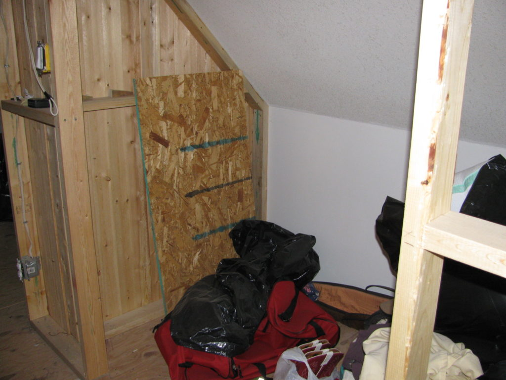 custom closet, house renovation, build closet