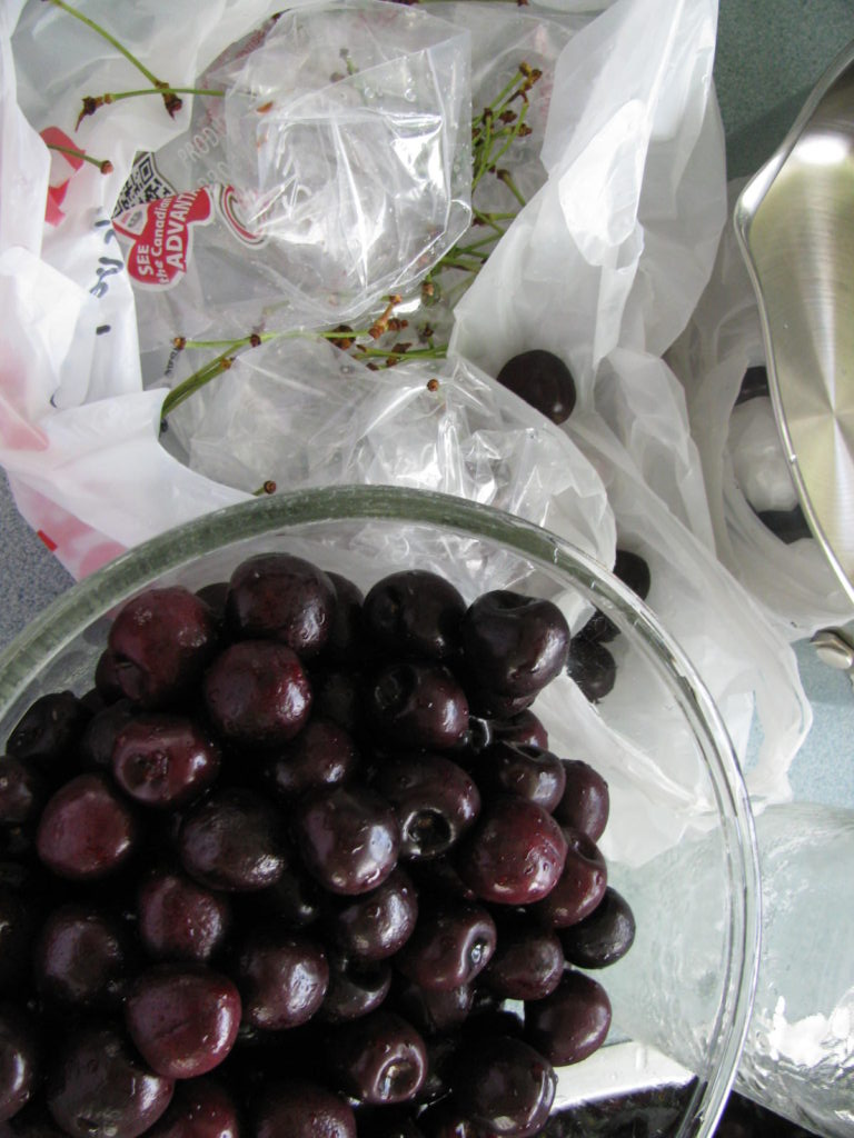 how to can cherries, how to preserve fruit