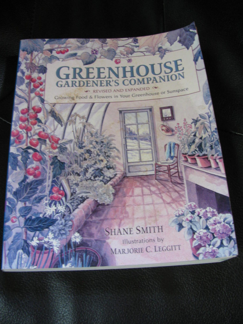 greenhouse gardener's companion book