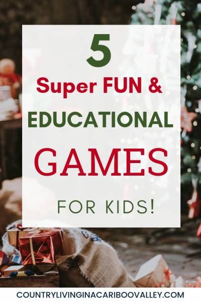 5 super fun yet educational gifts for kids