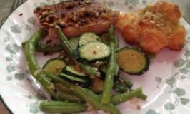 Turmeric Garlic Pork Chops Recipe. Delicious and healthy. #food #turmeric #recipe