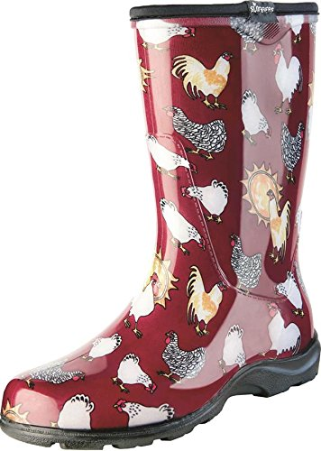 Boots for Chicken Lovers