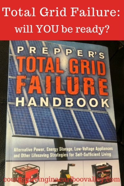 A copy of the total grid failure handbook