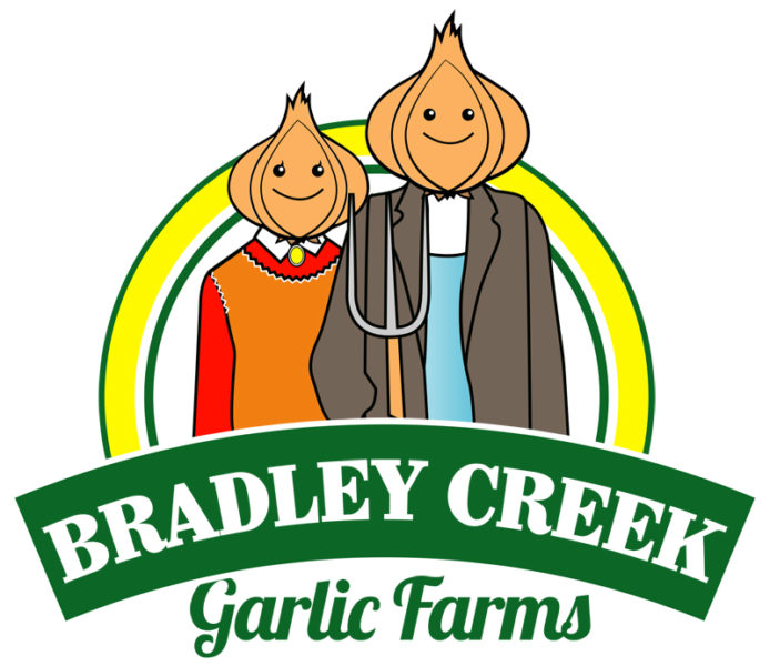 Buy garlic from Bradley Creek Garlic Farms - shipping anywhere in Canada.