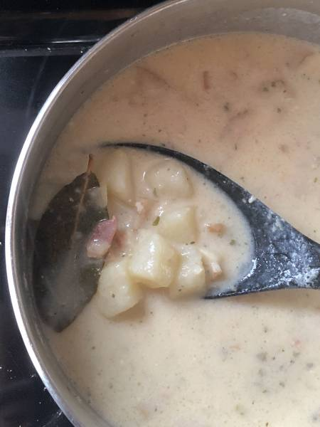 This Smoked Salmon Chowder is one of the best winter soup recipes.