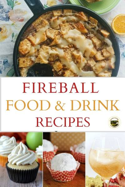 Fireball Whiskey Food and drink recipes