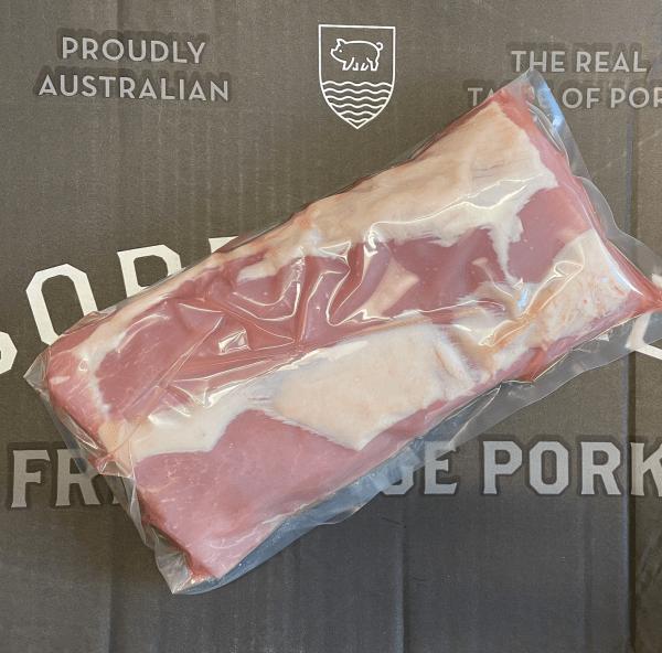 Borrowdale free range pork mini loin