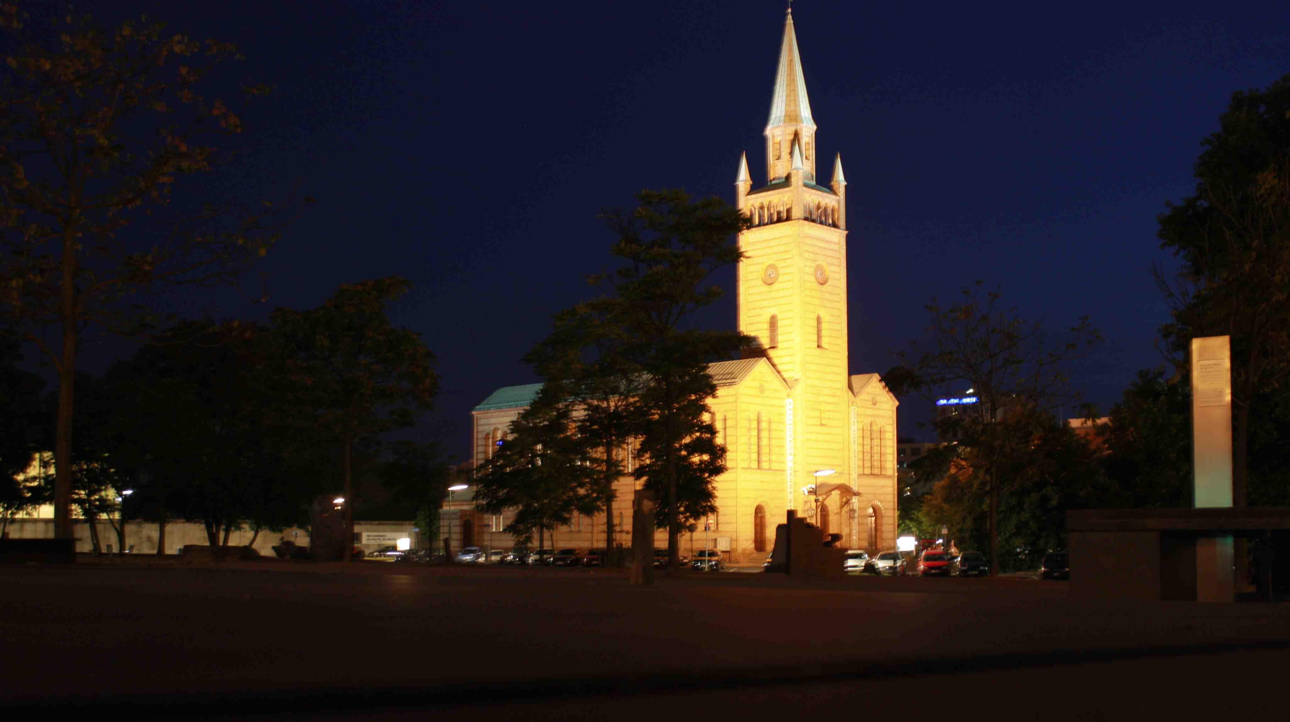 St-Matthaus-Kirche