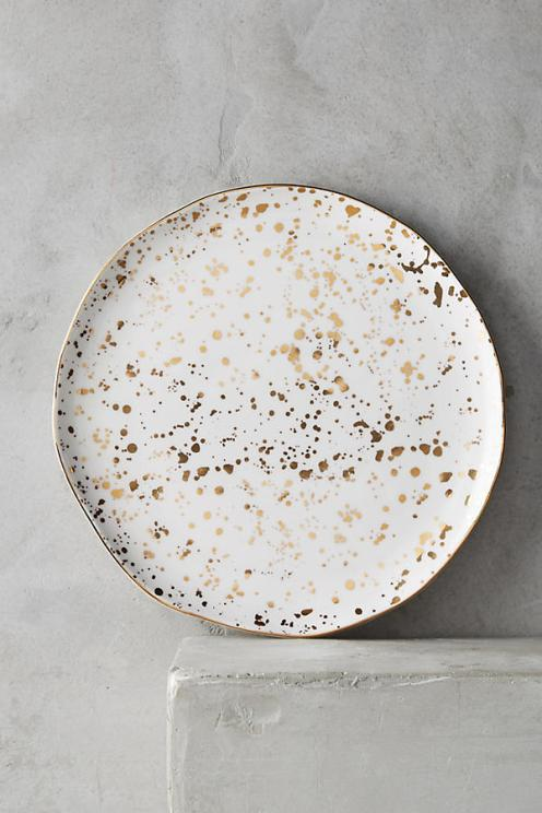 Mimira Side Plate, £14, Anthropologie