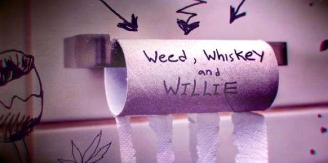 Brothers Osborne - Weed, Whiskey, & Willie