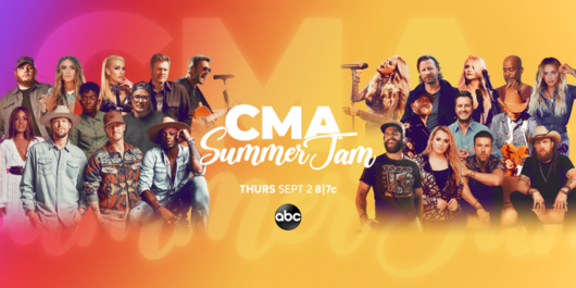 CMA Summer Jam is coming to your TV Sept. 2!