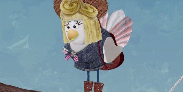 Dolly Parton on Sprout TV