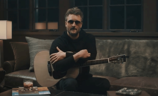 Eric Church made the surprise announcement of not one, not TWO , BUT THREE albums to be released in April in what seems to be quickly becoming a creative trend on the heels of a near-year-long-lockdown during the pandemic.