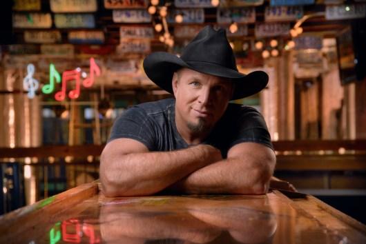 Garth Brooks on Country Music News!