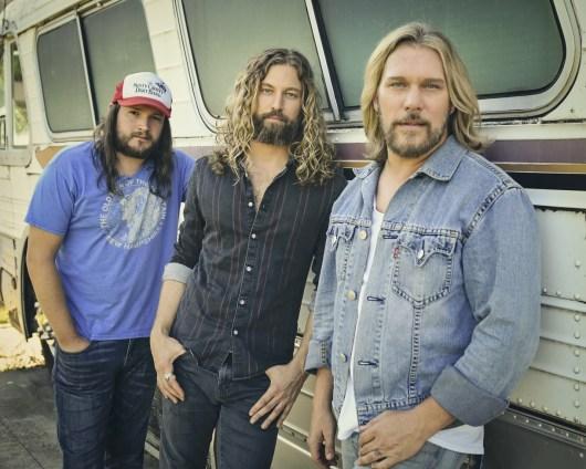 Texas Hill featuring Craig Wayne Boyd, Casey James, and Adam Wakefield